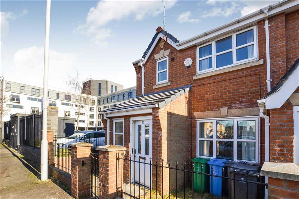 3 Bedrooms End Of Terrace House for sale in Tomlinson Street, Hulme, Manchester, M15