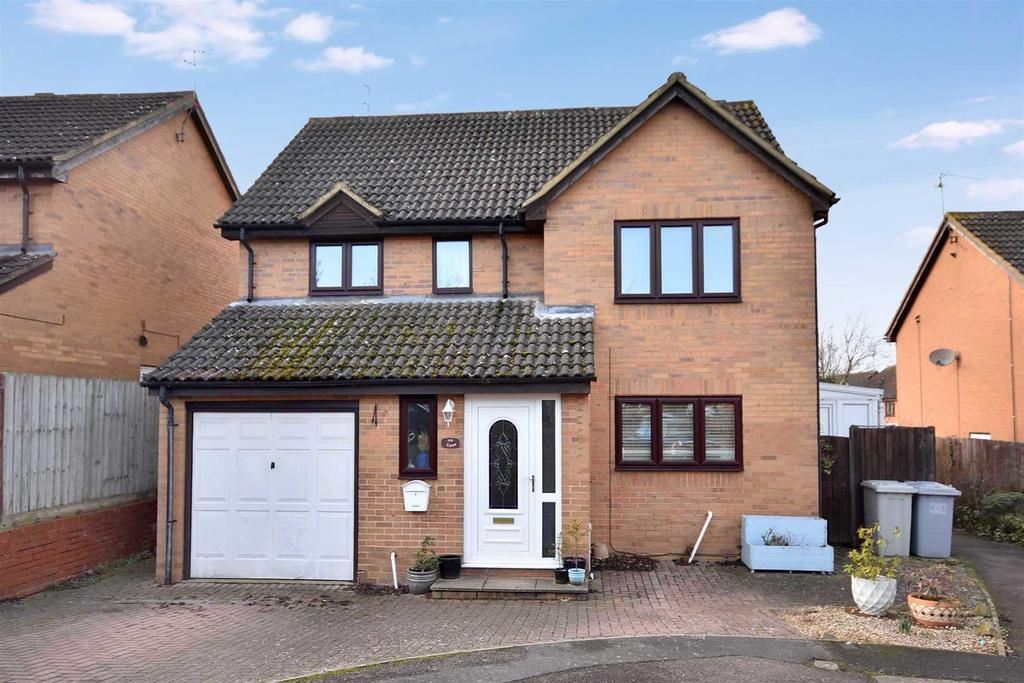 4 Bedrooms Detached House for sale in Beardsley Gardens, Barton Seagrave, Kettering