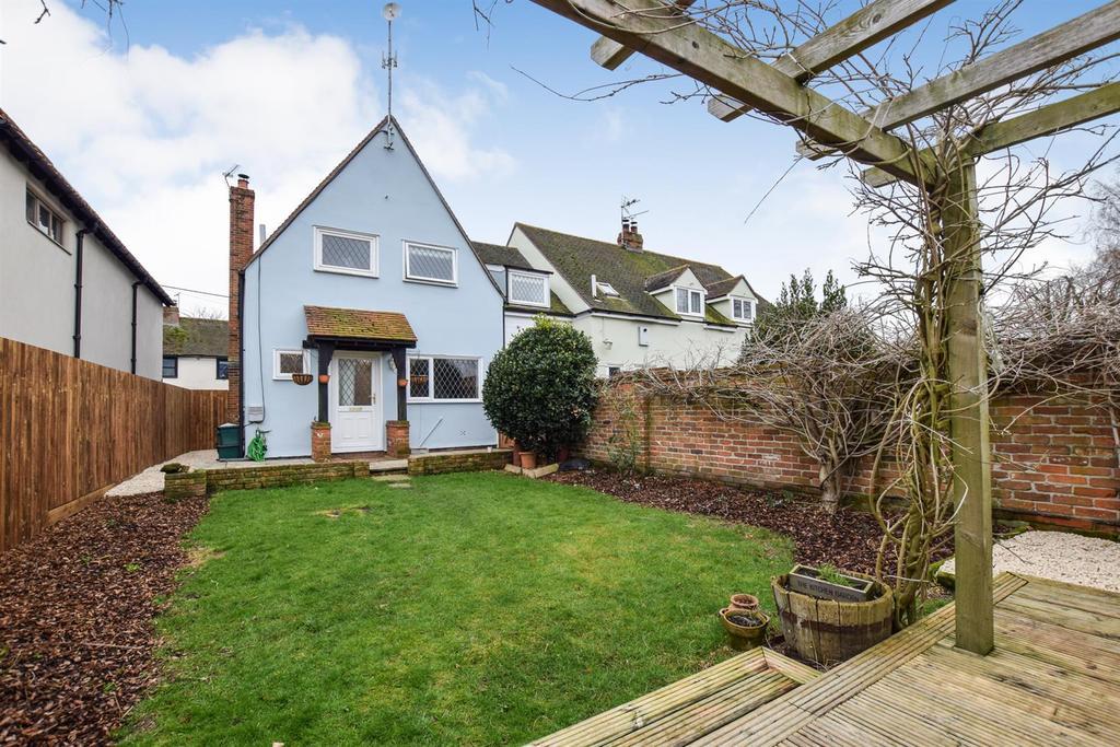 3 Bedrooms House for sale in The Street, Salcott-Cum-Virley