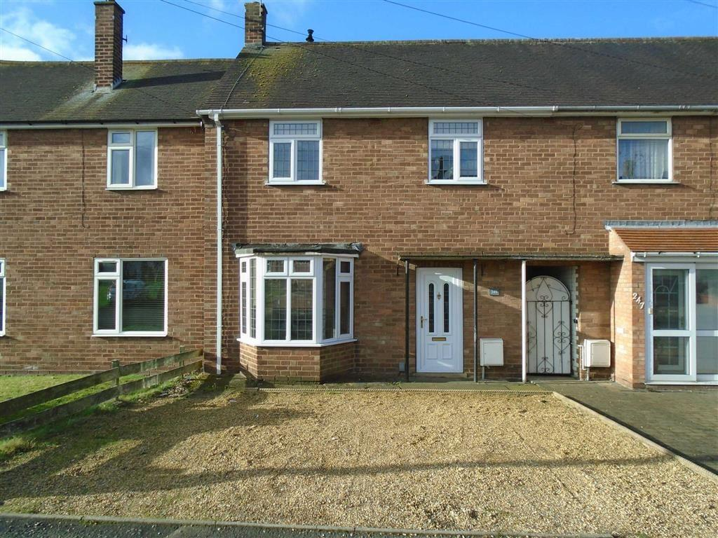 2 Bedrooms Terraced House for sale in Marston Lane, Attleborough, Nuneaton, Warwickshire, CV11