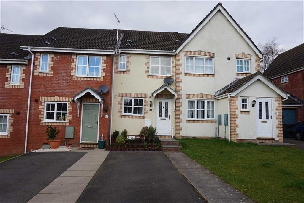 2 Bedrooms Terraced House for sale in Clos Ger Y Maes, Swansea, SA4