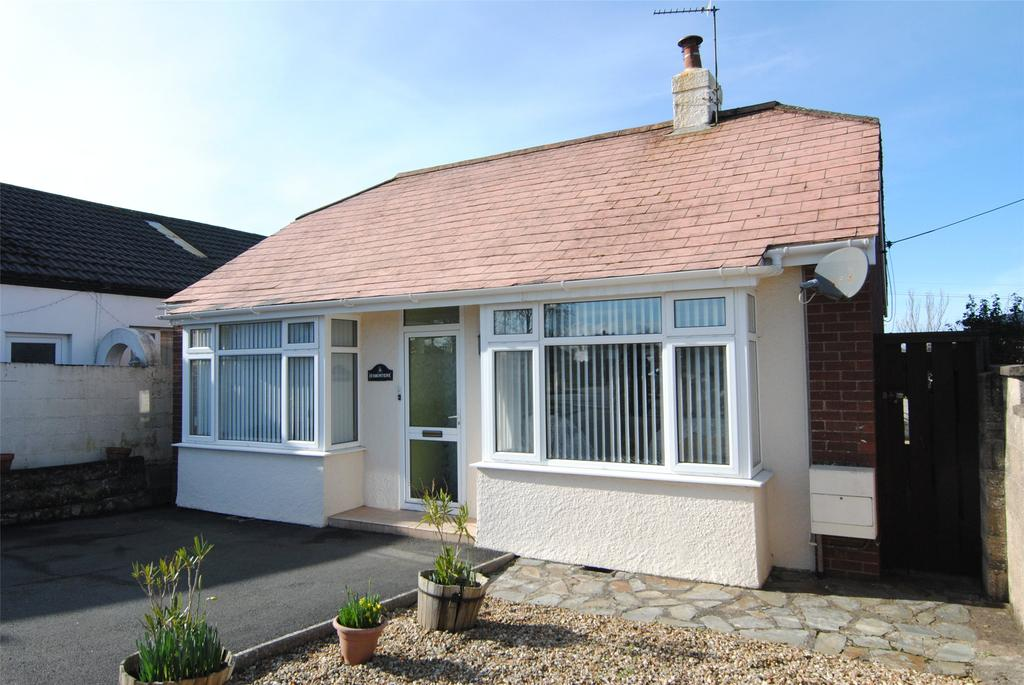 2 Bedrooms Detached Bungalow for sale in Exeter Road, Braunton