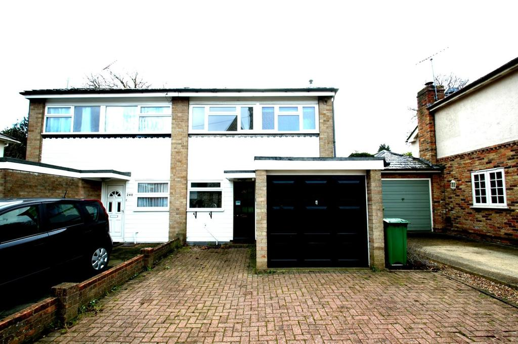 3 Bedrooms Semi Detached House for rent in Warley Hill, Brentwood, Essex, CM
