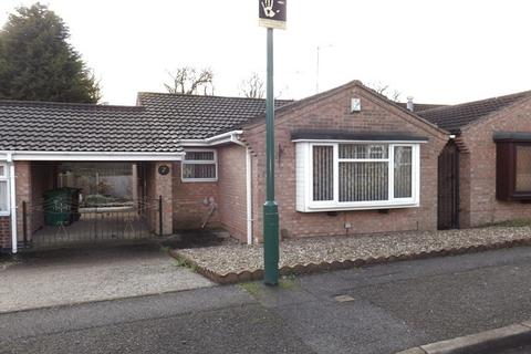 2 bedroom bungalow for sale - Tealby Close, Nottingham, NG6