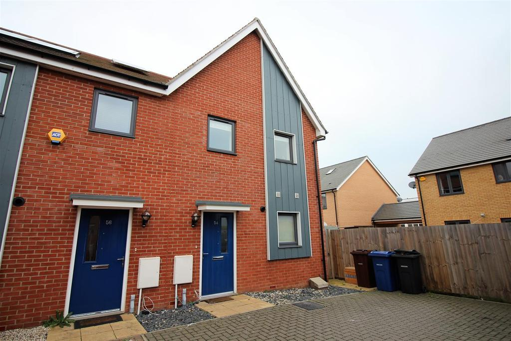 2 Bedrooms Semi Detached House for sale in Anglia Way, South Ockendon