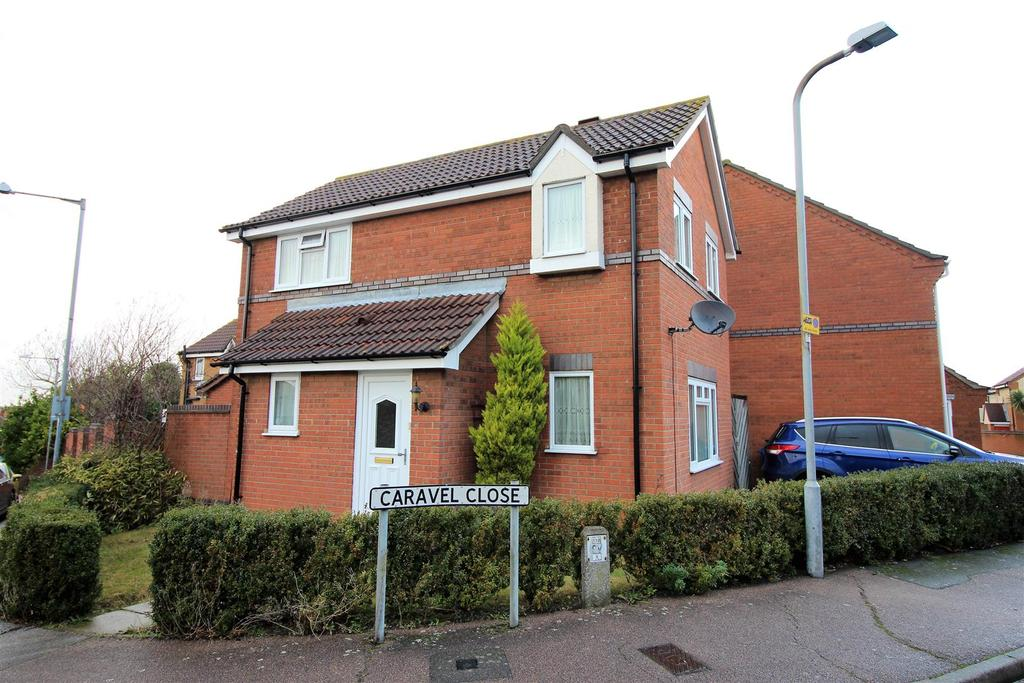 3 Bedrooms Detached House for sale in Caravel Close, Chafford Hundred, Grays