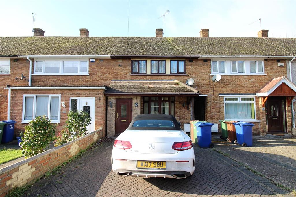 2 Bedrooms Terraced House for sale in South Road, South Ockendon