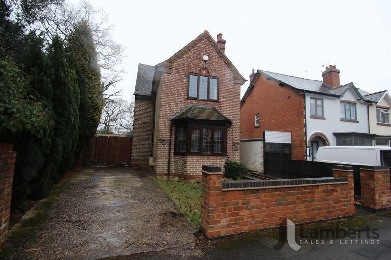 3 Bedrooms Detached House for sale in Rectory Road, Headless Cross, Redditch