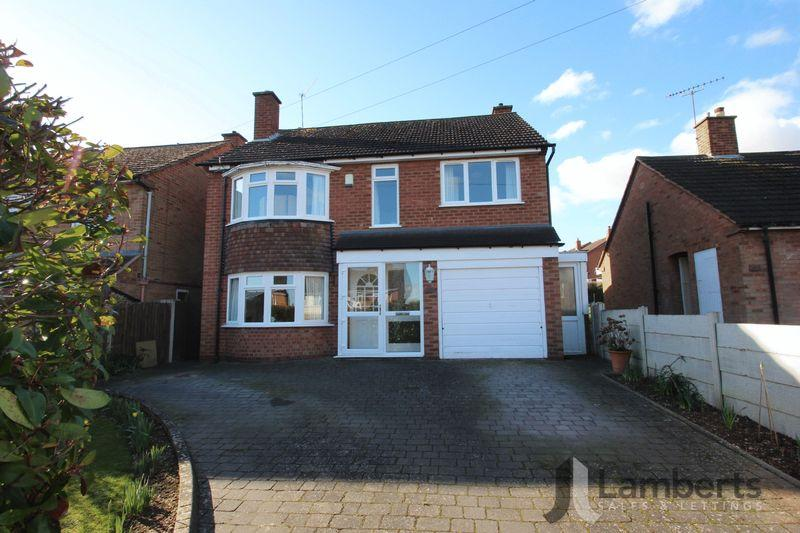 3 Bedrooms Detached House for sale in Lansdowne Road, Studley