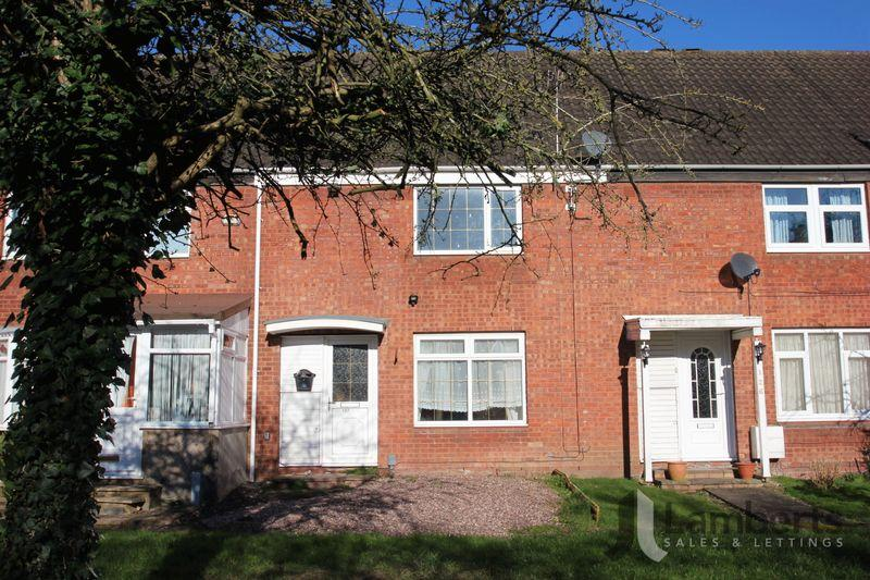 2 Bedrooms Terraced House for sale in Heronfield Close, Churchill South, Redditch