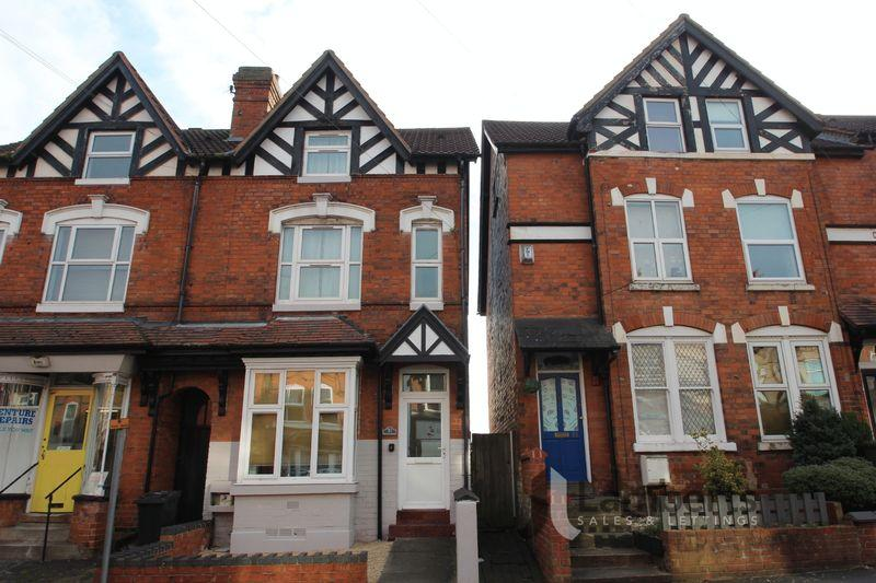 3 Bedrooms Semi Detached House for sale in Mount Pleasant, Redditch
