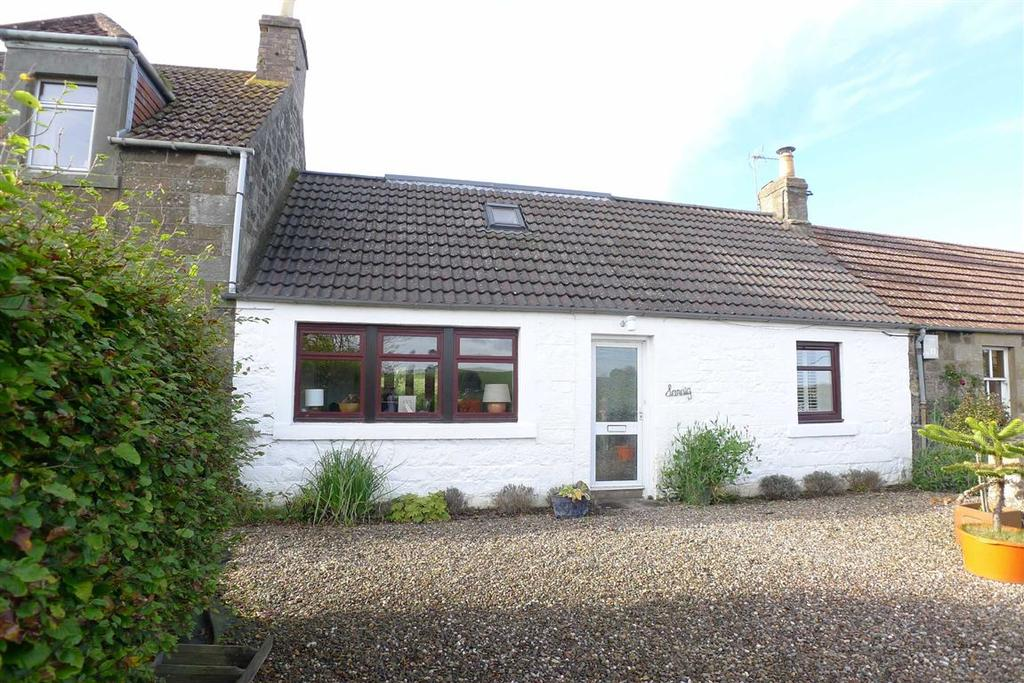 3 Bedrooms Terraced House for sale in Cupar, Fife