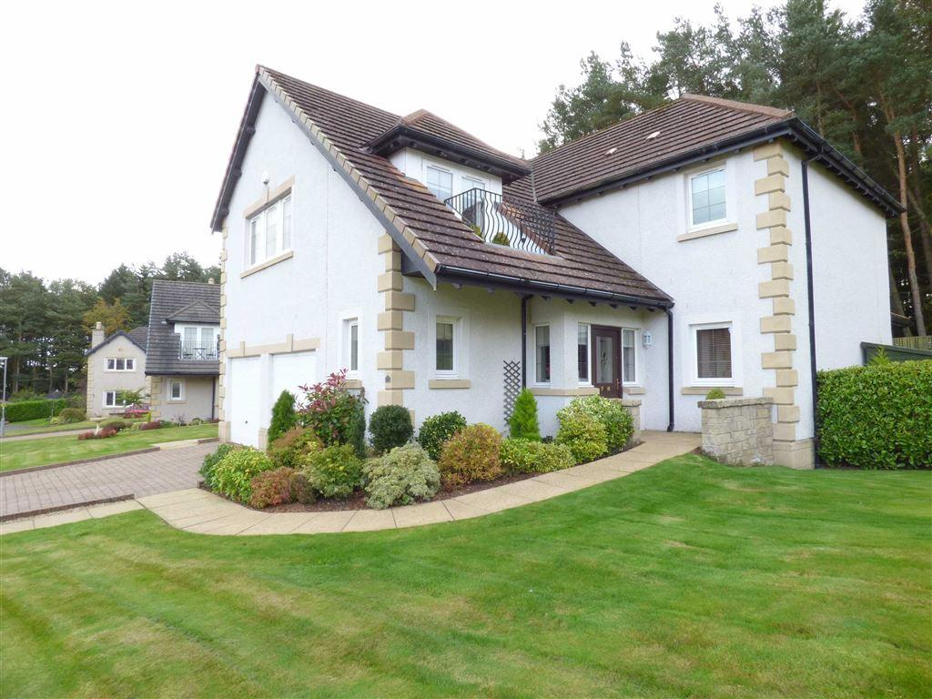 4 Bedrooms Detached House for sale in Beechgrove Rise, Cupar, Fife