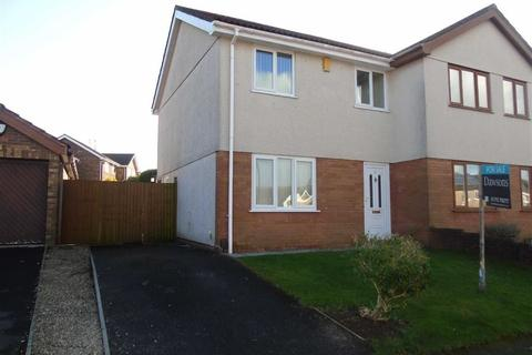 3 bedroom semi-detached house for sale - Ffordd Dewi, Llangyfelach, Swansea