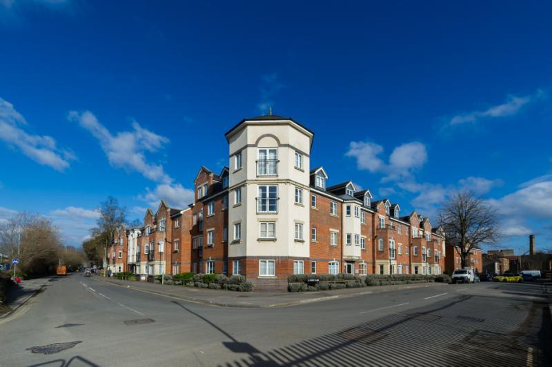 2 Bedrooms Apartment Flat for sale in Rowland Hill Court, Osney Lane, Oxford, Oxfordshire