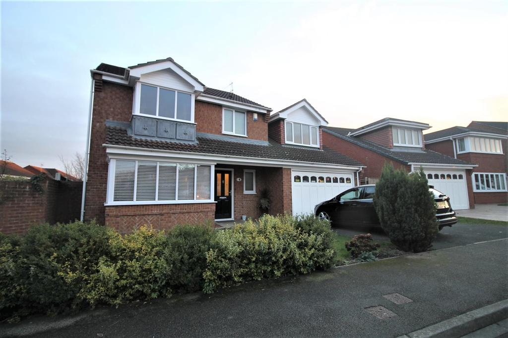 4 Bedrooms Detached House for sale in Celandine Way, Stockton-On-Tees