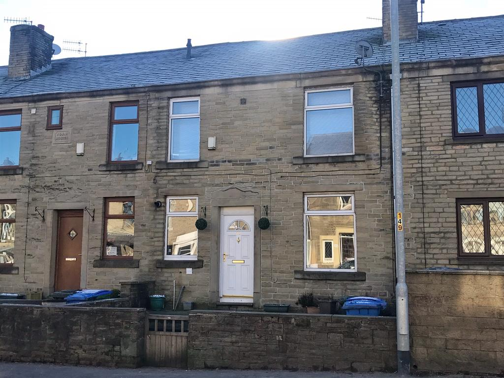 2 Bedrooms Terraced House for sale in Featherstall Road, Littleborough, Rochdale, Lancashire OL15