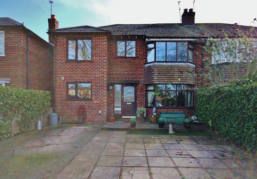 4 Bedrooms Semi Detached House for sale in Regent Bank, Wilmslow