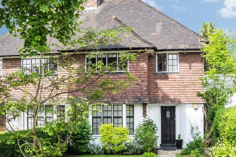 3 bedroom semi-detached house for sale - Cornwood Close, Hampstead Garden Suburb, London N2