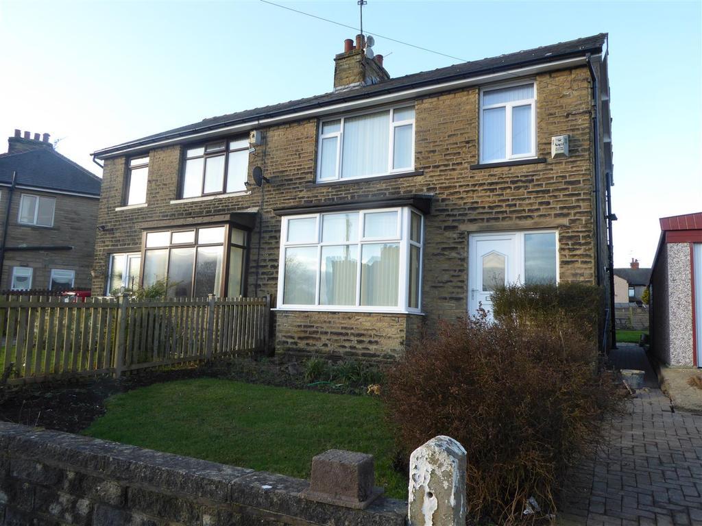 3 Bedrooms Semi Detached House for sale in Fieldway, Clayton, Bradford
