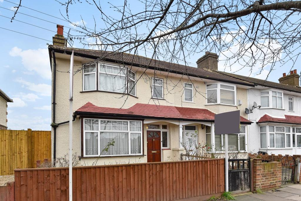 3 Bedrooms Terraced House for sale in Victoria Road, Mitcham