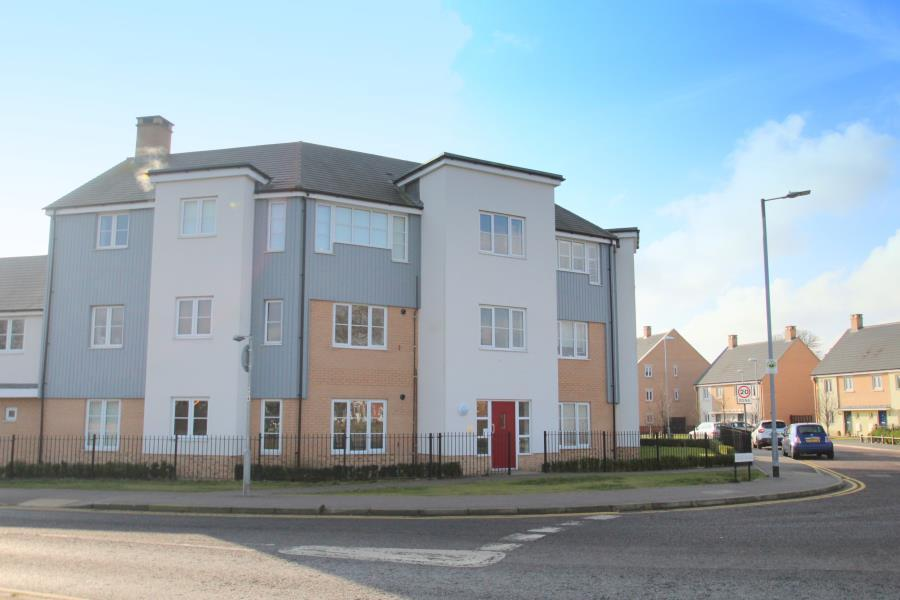 2 Bedrooms Apartment Flat for sale in Kensington Road, Colchester