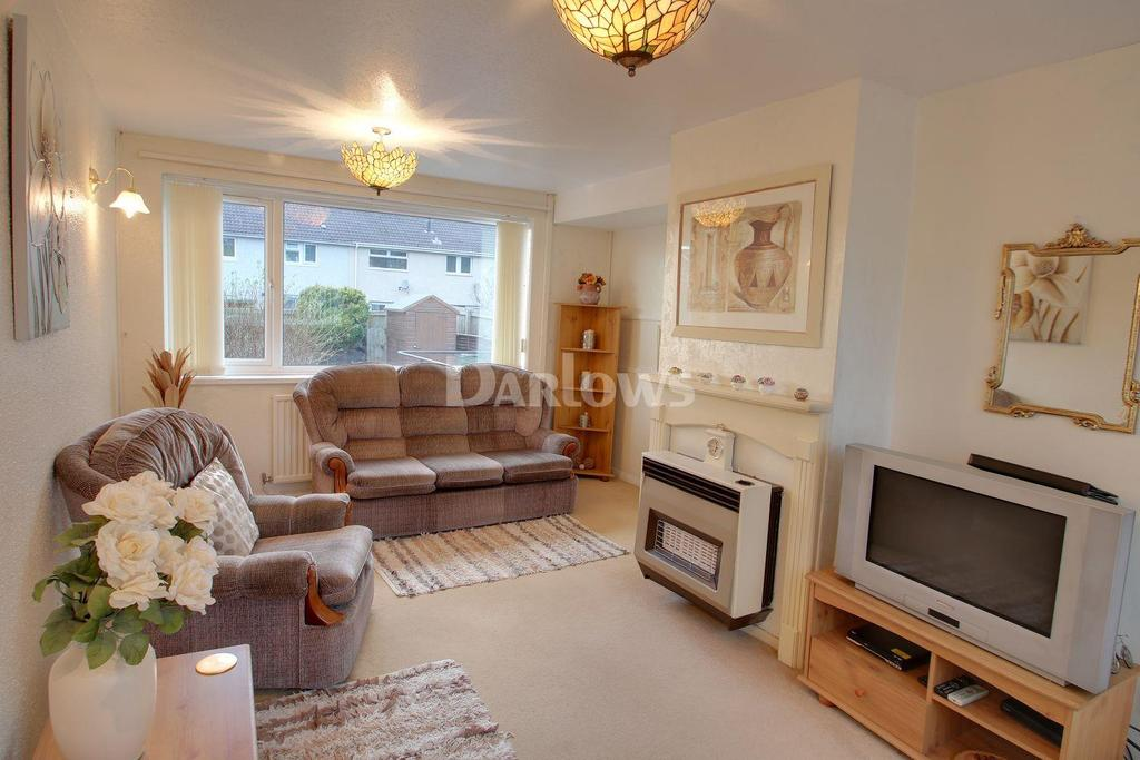 2 Bedrooms Terraced House for sale in Worcester Path, Llanyravon