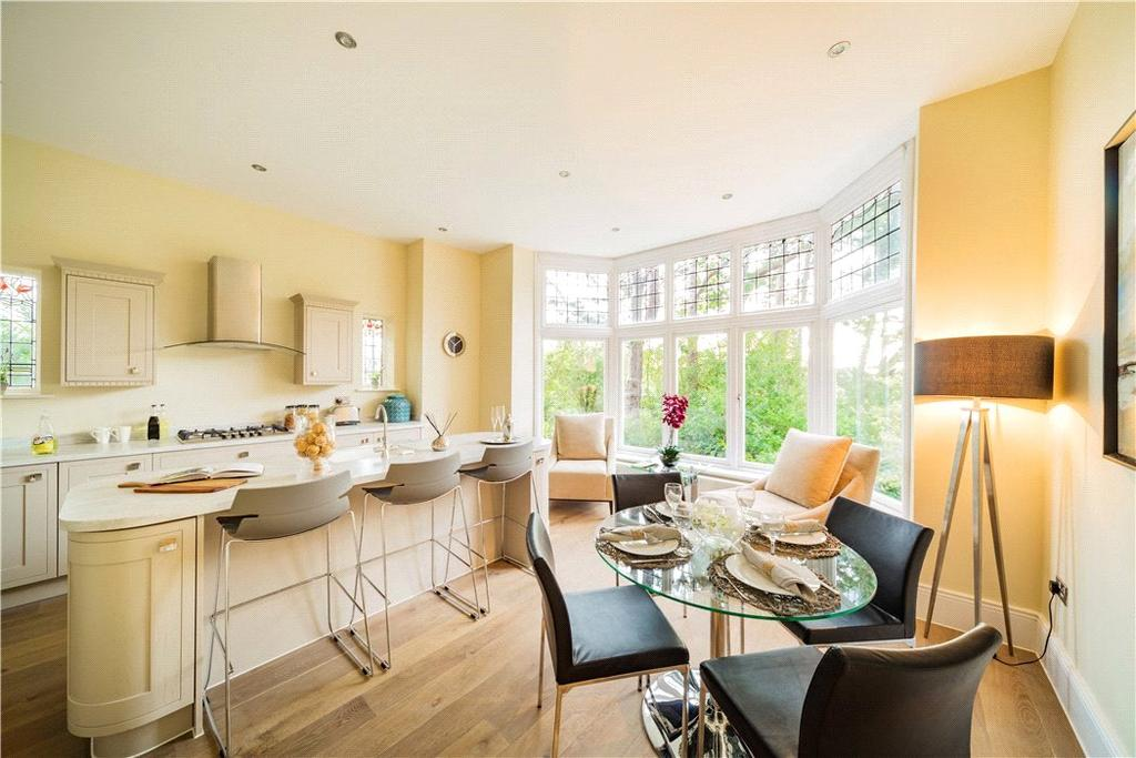 2 Bedrooms Flat for sale in The Mansion House, Richmond Hill Road, Edgbaston, Birmingham, B15