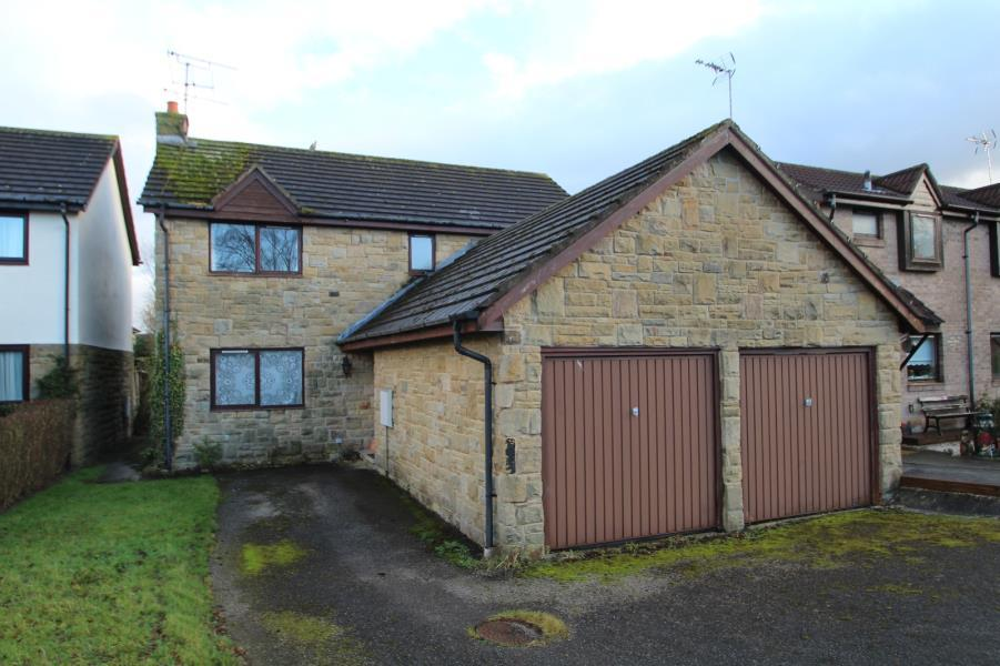 4 Bedrooms Detached House for sale in KINGS MEADOW MEWS, WETHERBY, LS22 7FT