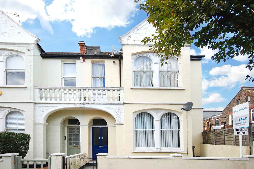 3 Bedrooms End Of Terrace House for sale in Linacre Road, London, NW2