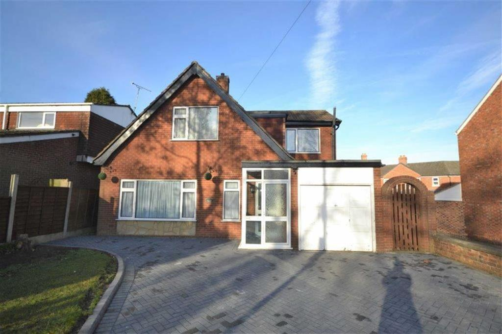 3 Bedrooms Detached House for sale in Ansley Common, Nuneaton