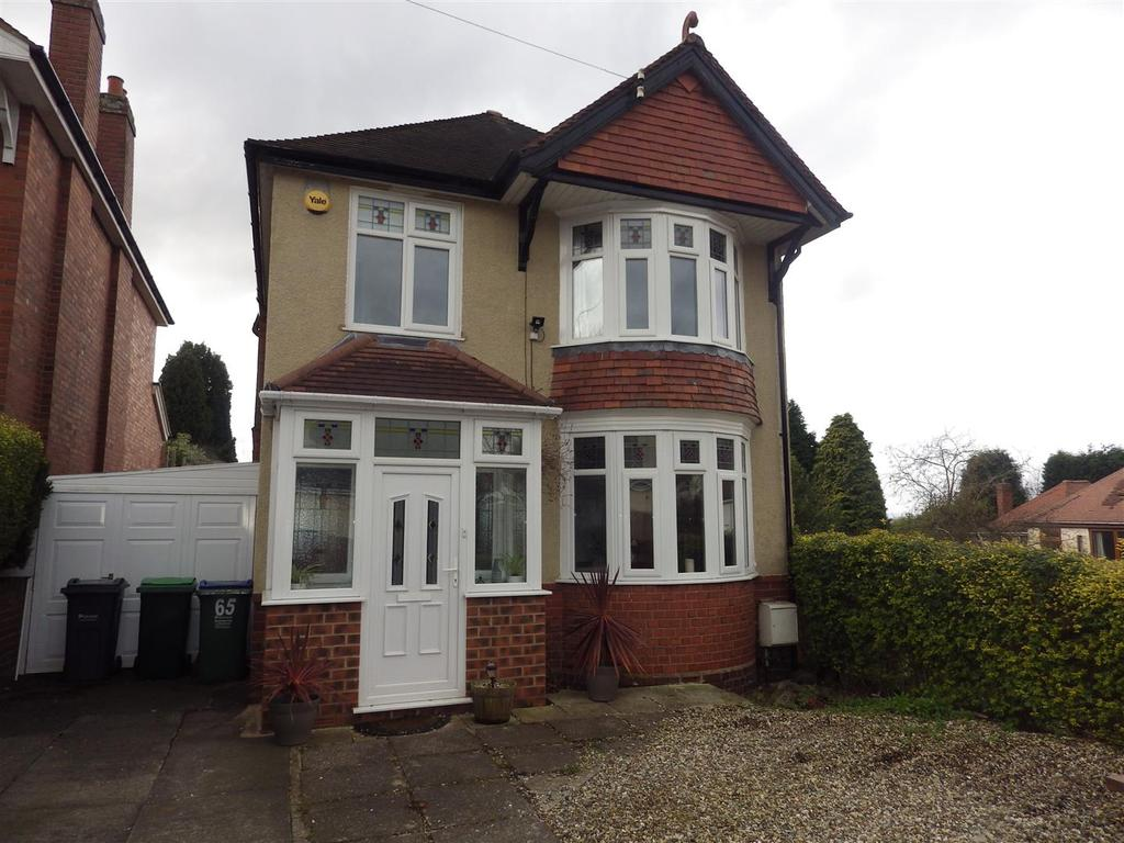 3 Bedrooms Detached House for sale in Haden Park Road, Halesowen