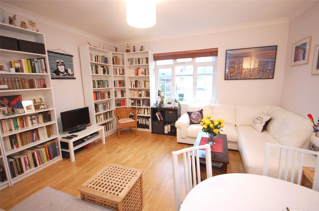 2 Bedrooms Apartment Flat for sale in Lichfield Grove, Finchley, London, N3