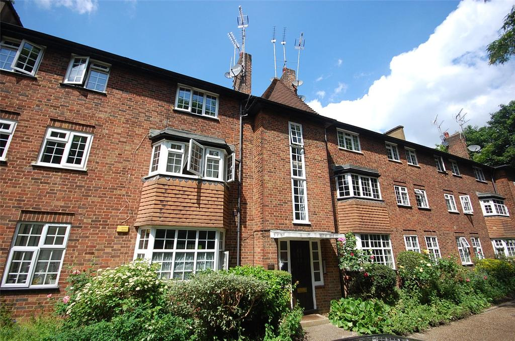 2 Bedrooms Apartment Flat for sale in Derby Lodge, East End Road, Finchley, London, N3