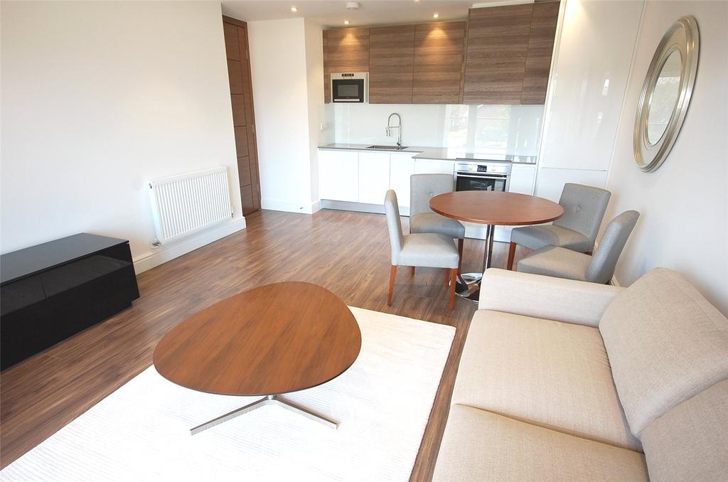 1 Bedroom Apartment Flat for sale in East Barnet Road, New Barnet, London, EN4