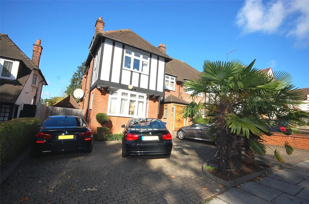 6 Bedrooms Semi Detached House for sale in Hendon Lane, Finchley, London, N3
