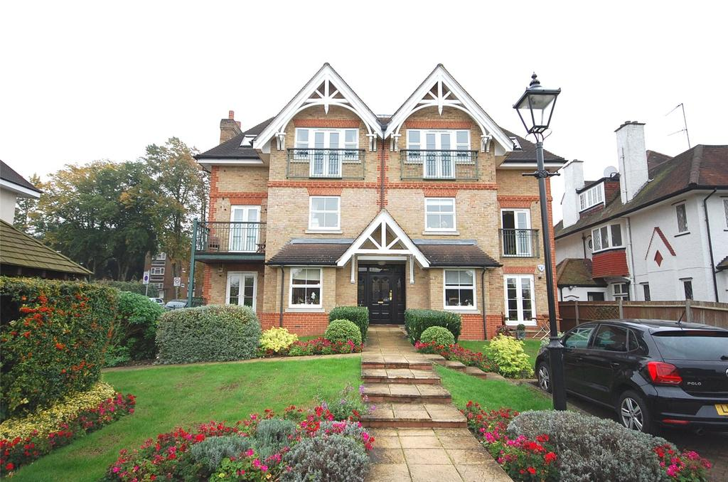 2 Bedrooms Apartment Flat for sale in Golda Court, St. Mary's Avenue, Finchley, N3