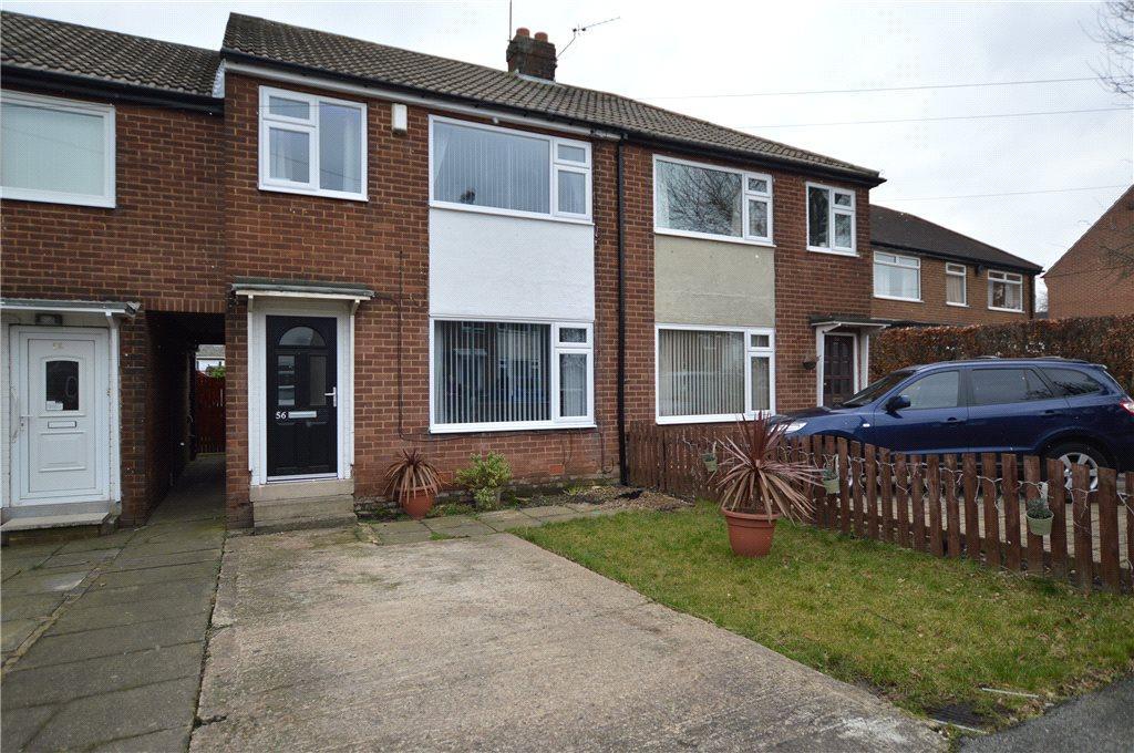3 Bedrooms Terraced House for sale in Springfield Avenue, Morley, Leeds