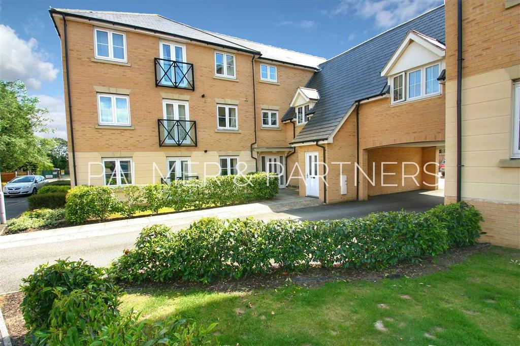 1 Bedroom Apartment Flat for sale in Jacobs Close, Great Cornard