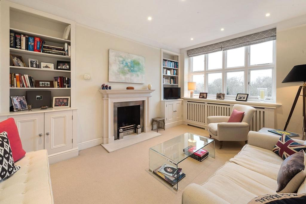 4 Bedrooms Flat for sale in Park Mansions, Prince of Wales Drive, London, SW11