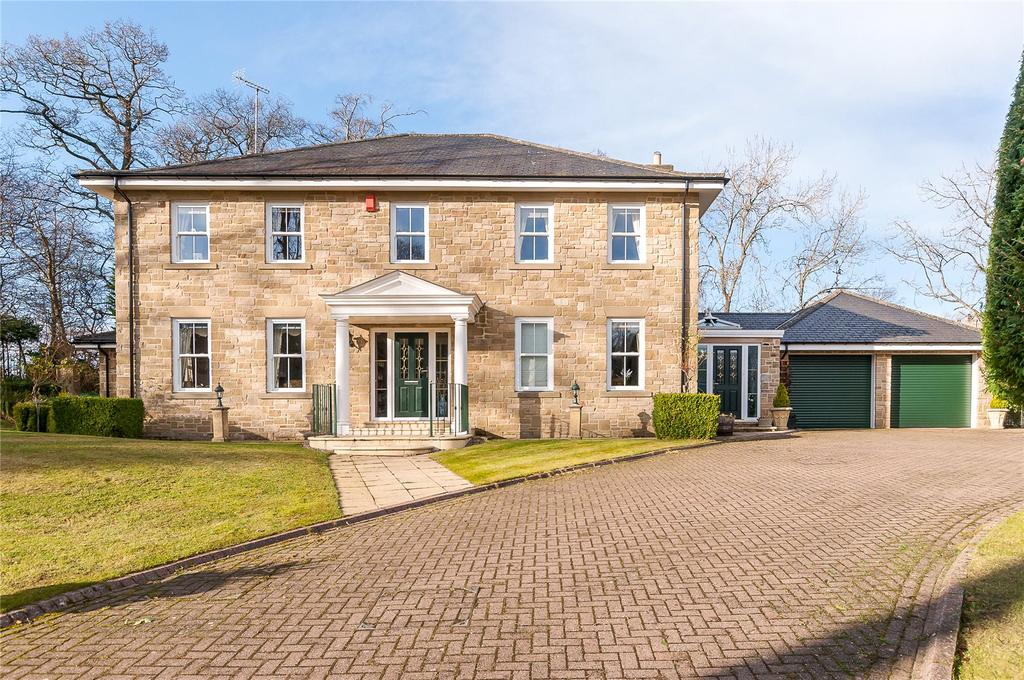 3 Bedrooms Detached House for sale in Linden Acres, Longhorsley, Morpeth, Northumberland