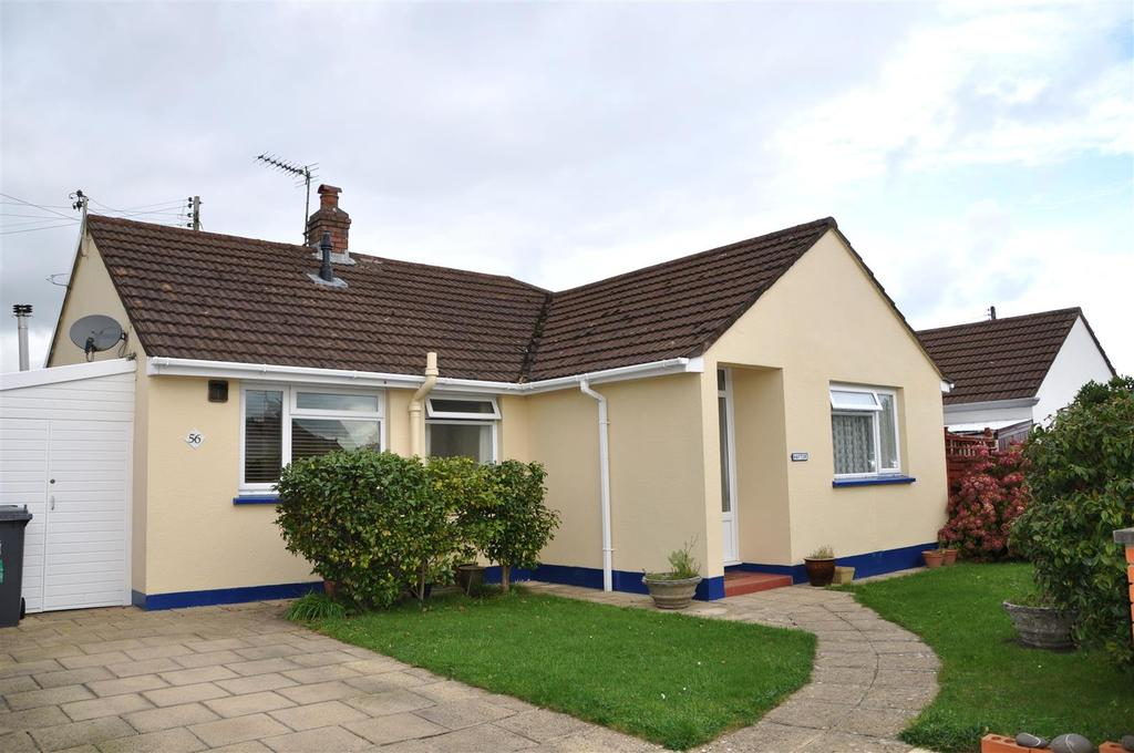 3 Bedrooms Detached Bungalow for sale in Oakland Park South, Sticklepath, Barnstaple