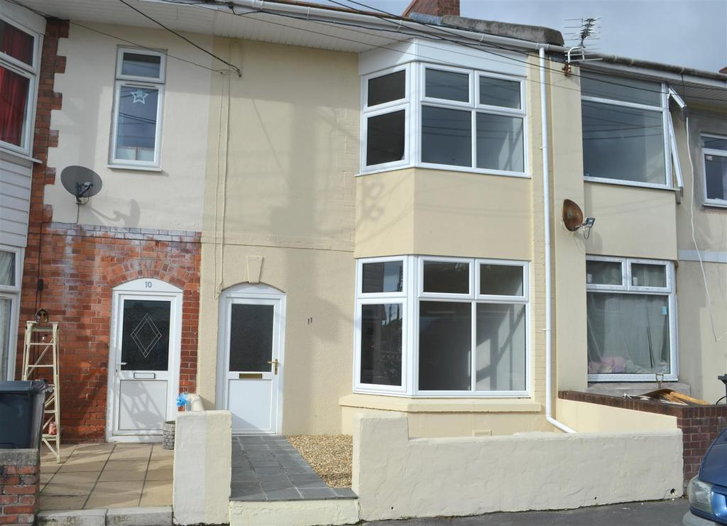 3 Bedrooms Terraced House for sale in St. Georges Terrace, Barnstaple