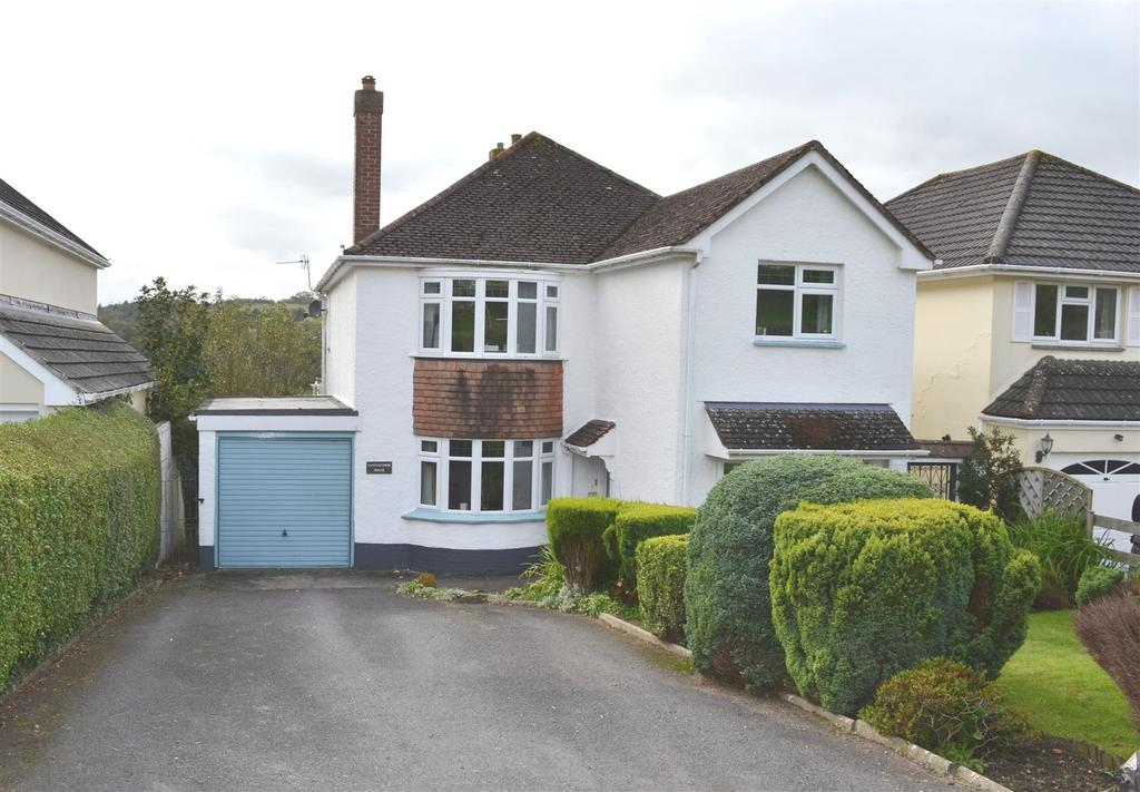 5 Bedrooms Detached House for sale in Chestwood, Barnstaple