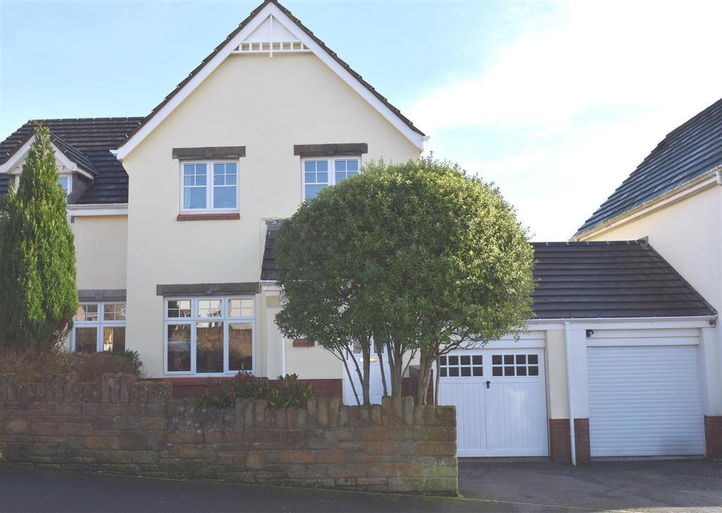 3 Bedrooms Semi Detached House for sale in Barleycorn Fields, Landkey, Barnstaple