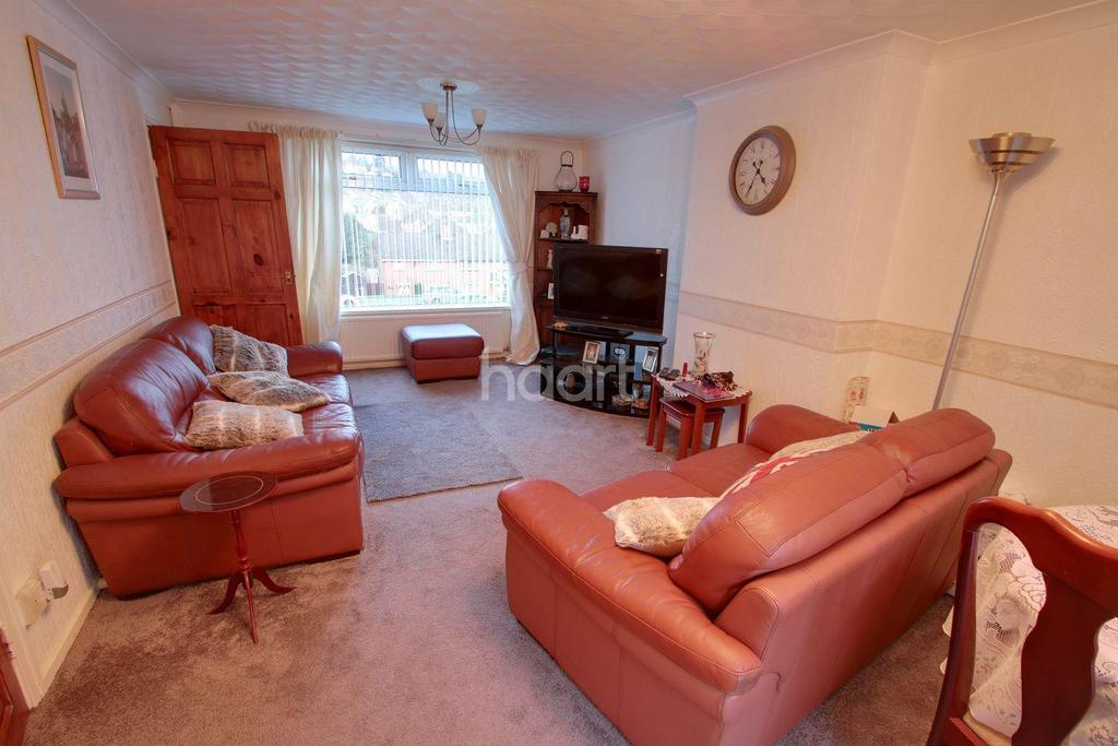 3 Bedrooms Semi Detached House for sale in Ringwood Hill, Newport, NP19
