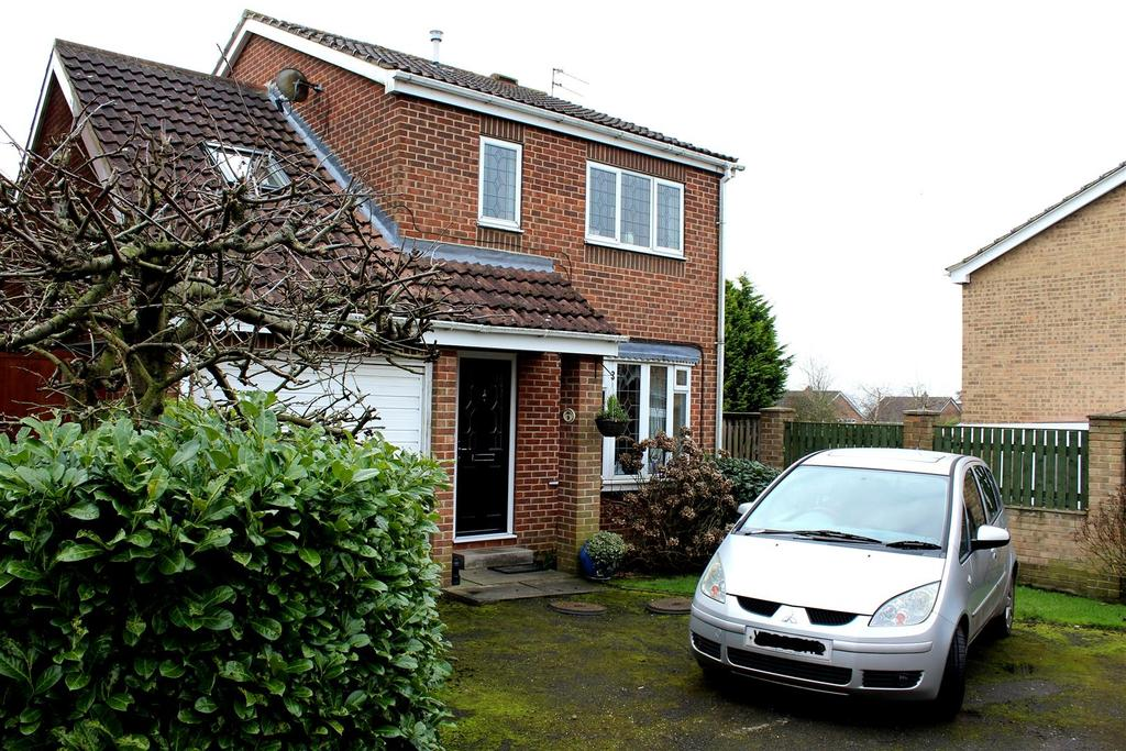 4 Bedrooms Detached House for sale in Pasture Close, Market Weighton, York