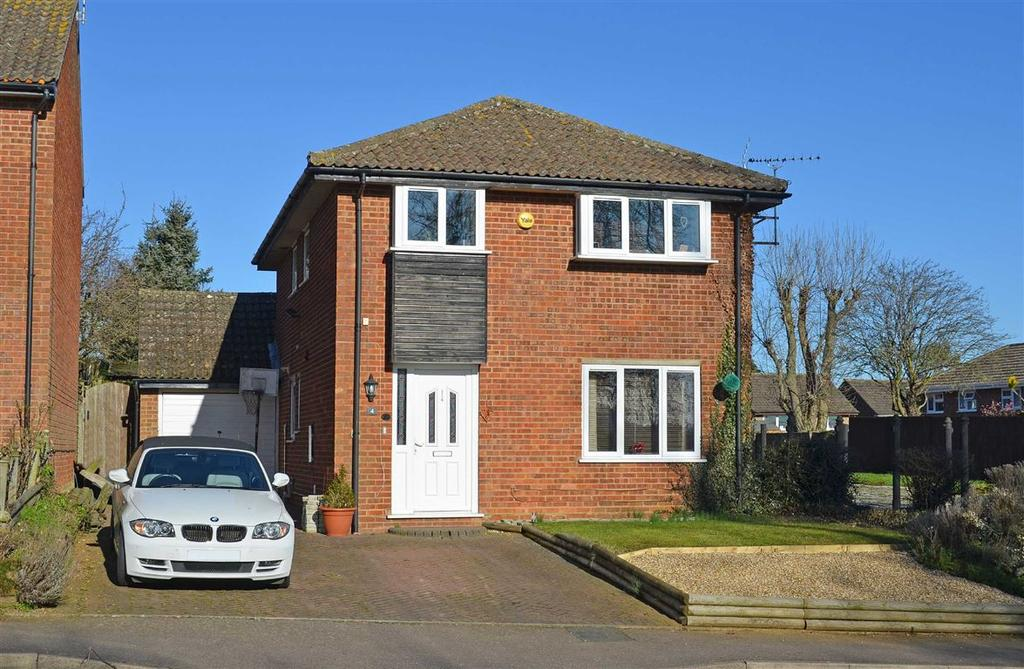 4 Bedrooms Detached House for sale in Equestrian Way, Weedon