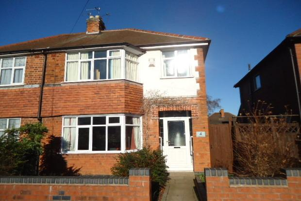 3 Bedrooms Semi Detached House for sale in Westgate Road, Knighton, Leicester, LE2