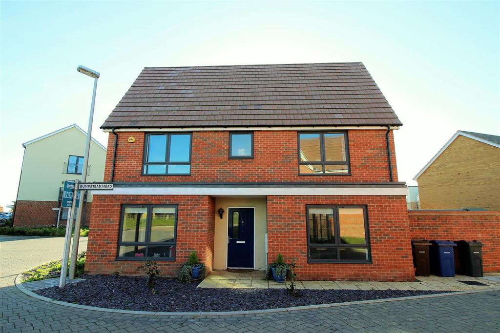 4 Bedrooms Detached House for sale in Bumpstead Mead, Aveley, South Ockendon